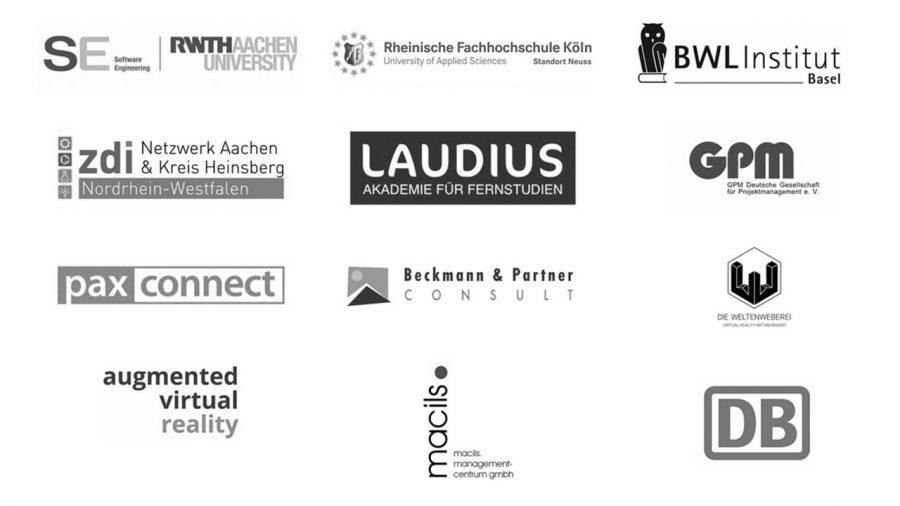 Logos für Webseiten sw